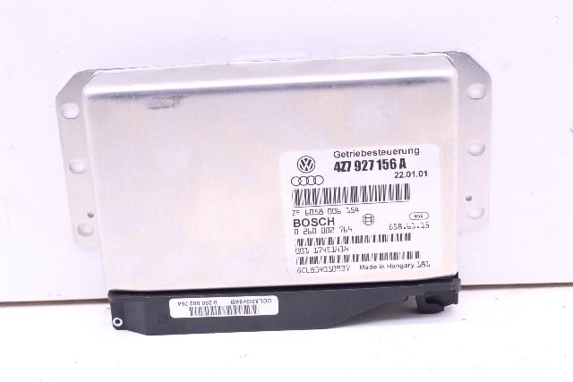 2001 Audi Allroad 2.7L Automatic Transmission Control Module TCM TCU 4Z7927156A