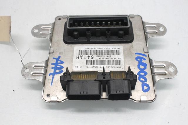 2005 Dodge Dakota 4.7 Fusebox Body Control Module BCM 56040641AH