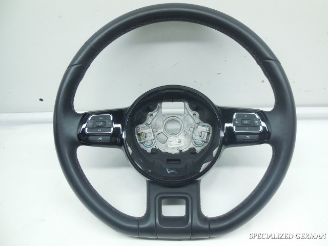 2012 2013 2014 Volkswagen Beetle Fender Edition Steering Wheel Small Scuffs