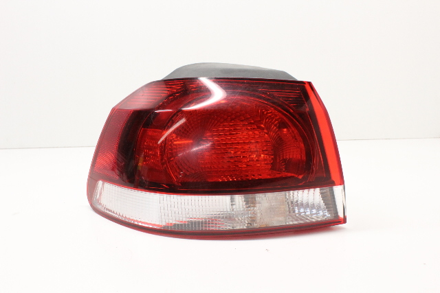 2010 2011 2012 2013 2014 Volkswagen Golf Hatchback Left Outer Tail Light Lamp