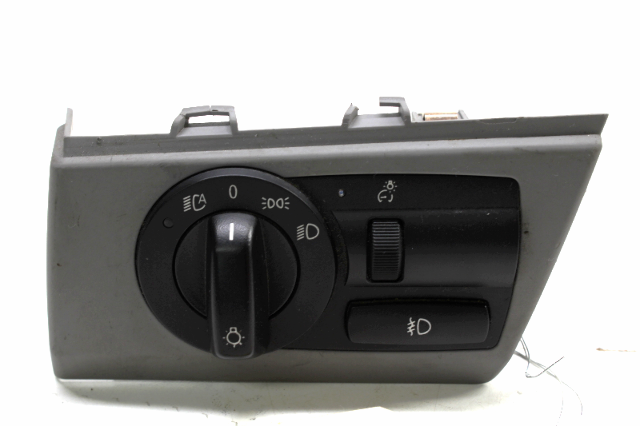 2007 2008 2009 2010 BMW X3 Headlamp Switch 61313420299