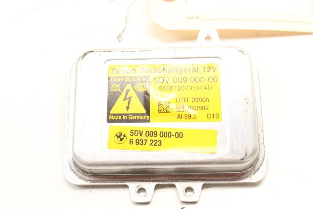 BMW 750i 760i X5M X6 X6M Headlight Ballast Control Module 63126937223