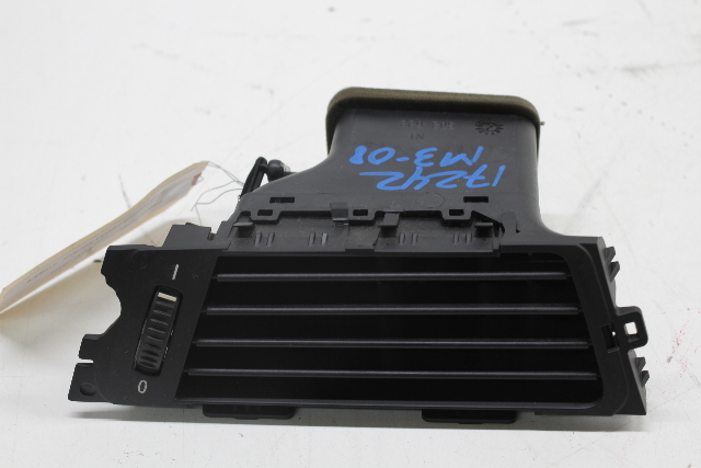 2008 2009 2010 2011 BMW M3 Sedan Left Driver Dash Air Vent 64229130459