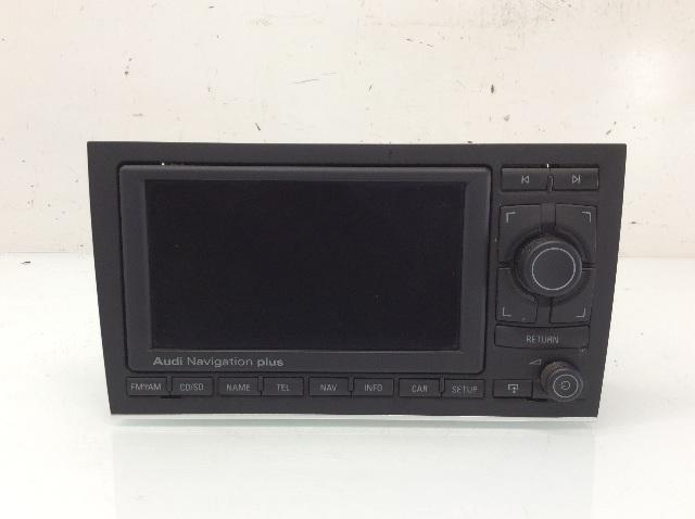 2005 2006 2007 2008 Audi A4 S4 Radio Stereo Navigation Unit 8E0035192P