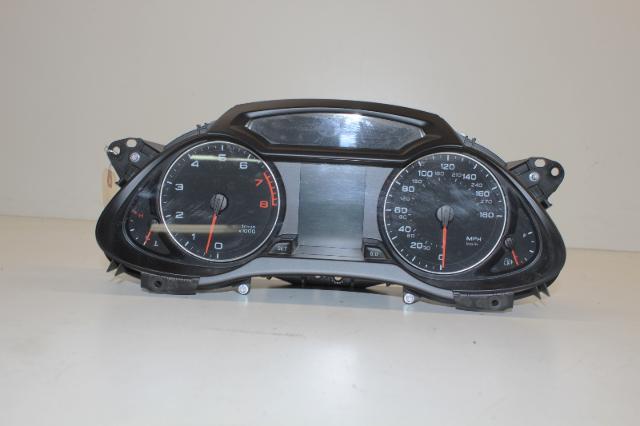 2010 2011 2012 Audi A4 Speedometer Cluster 8K0920980MX