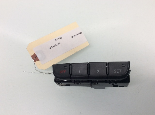 2013 2014 2015 2016 Audi A4 S4 Allroad Driver Left Seat Memory Switch 8K0959769