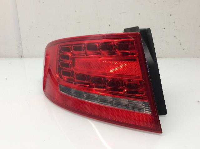2010 2011 2012 Audi A4 S4 Sedan Left Outer LED Tail Light Lamp 8K5945095L