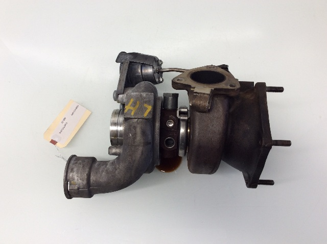 2008 2009 2010 2011 2012 2013 2014 2015 Porsche Cayenne left turbocharger turbo