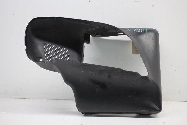 2014 2015 2016 Porsche Boxster Cayman Radiator Right Air Intake Duct 981575322
