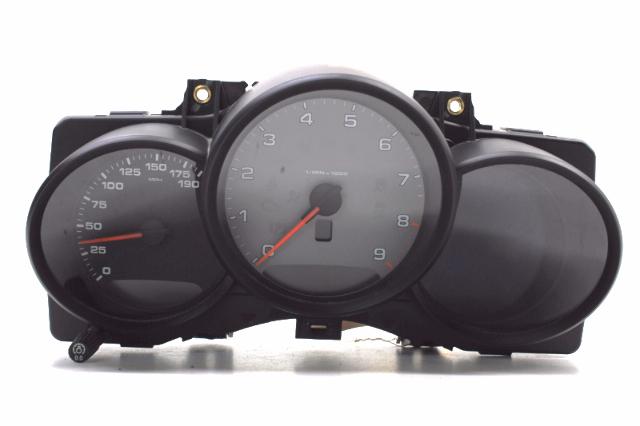 2014 2015 Porsche Boxster Cayman Speedometer Cluster 5K Miles 98164115515