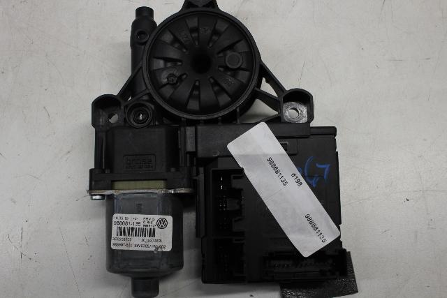 2008 2009 2010 Volkswagen Passat right front power window motor 3C1837462L