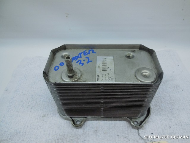 1999 - 2004 Porsche Boxster 911 996 Engine Oil Cooler Heat Exchanger 99610702557