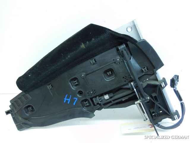 1999 2000 2001 2002 2003 2004 2005 Porsche 911 Cabriolet Left Flap and Motor