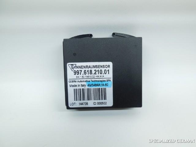 2005 2006 2007 2008 Porsche 911 997 Cabin Alarm Supervision Unit 99761821001