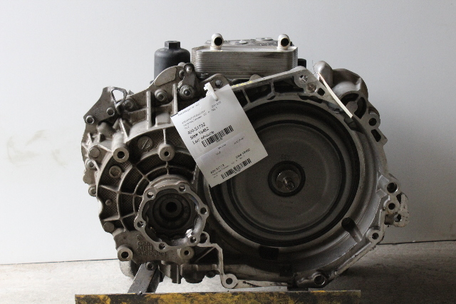 2011 2012 2013 2014 2015 2016 Volkswagen EOS 2.0L 6 Speed Automatic Transmission