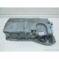 Volkswagen Jetta Gti Beetle Audi TT Engine Oil Pan W/O Sensor Hole 038103603M