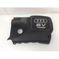 2001 2002 2003 2004 2005 2006 Audi TT 1.8L 180 HP Engine Cover bad tab hole