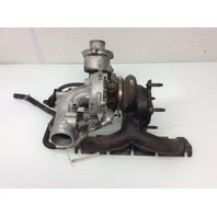 2009 2010 2011 2012 Audi A4 2.0L Turbocharger With Exhaust Manifold 06H145702L
