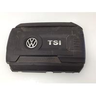 2015 2016 Volkswagen Passat 1.8 Engine Cover Plastic 06K103925D CPRA