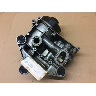 02 03 04 Volkswagen Passat W8 oil filter housing 07D115911B