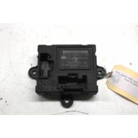 2010 Jaguar XF XJ XK Left Driver Door Control Module 1002064601 C2D10882