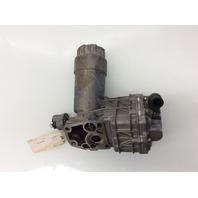 1990 - 1993 Mercedes Benz 300SL R129 Engine Oil Cooler Filter Housing 1041880402