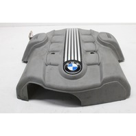 2006 BMW X5 Top Plastic Engine Cover, Scratches 11617547379