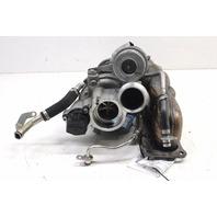 2013 BMW 535i F10 3.0 Turbo Turbocharger with Manifold 11657636425