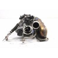 2016 BMW 435i F36 3.0 Turbo Turbocharger with Manifold 11657648913