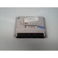 1997 1998 BMW 740i Engine Control Module ECM ECU 12141430231