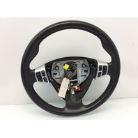 2008 Saab 9-3 3 spoke steering wheel with controls 12757703