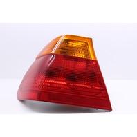Driver Left Tail Light Lamp Taillight 1999 Bmw 328i Sedan E36 4-Door 2.8L - 8364921