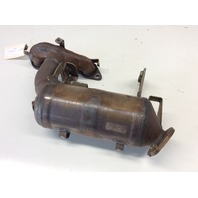 2008 2009 2010 2011 2012 2013 2014 2015 Smart Fortwo Exhaust Manifold 1321400010