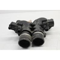 2010 2011 2012 2013 BMW X5M X6M 4.4L Twin Turbo Air Intake Tubes 13717589643