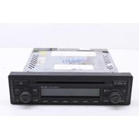 AM FM Cassette Stereo Unit 2004 Audi TT Non Quattro Convertible Base 1.8t Gas 4B0035186H