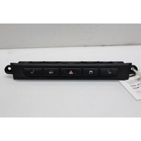 2005 JAGUAR S TYPE 4.2L Seat Heater Hazard Switch Bank 2R83-11B650-BE