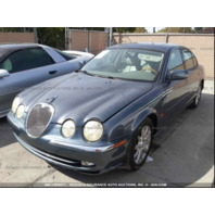 2000 Jaguar S-Type 4.0 automatic for parts