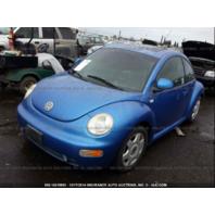 1999 Volkswagen Beetle for parts