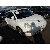 2000 Volkswagen Beetle for parts