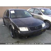 2000 Volkswagen Jetta for parts