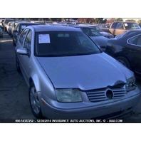 2001 Volkswagen Jetta for parts