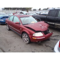 2002 Volkswagen Passat for parts