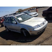 2003 Volkswagen Jetta for parts