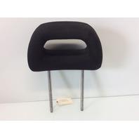 98 99 00 01 Volkswagen Beetle front seat headrest black cloth