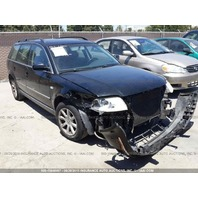 2004 Volkswagen Passat wagon L041 black hit front 1.8t auto for parts