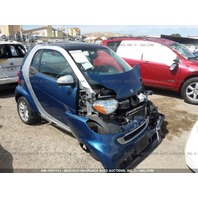 2010 Smart Fortwo WMEEJ3BA9AK361373 for parts