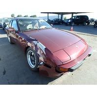 1984 Porsche 944 for parts