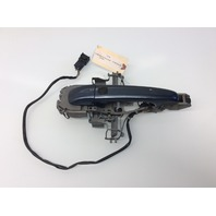 08 09 10 11 Volvo S40 left front door handle blue keyless entry