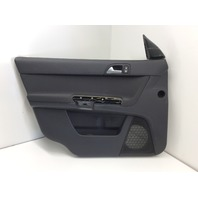 08 09 10 11 Volvo S40 V50 left front door panel black cloth