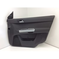08 09 10 11 Volvo S40 V50 right front door panel black cloth